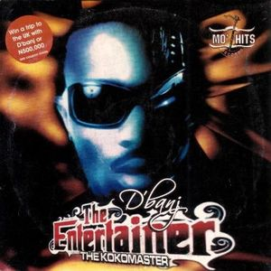 d banj's album the entertainer
