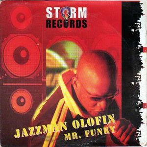 Mr. Funky by Jazzman Olofin