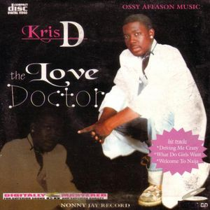 The Love Doctor by Kris D