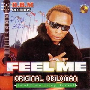 Feel Me by Obiloman