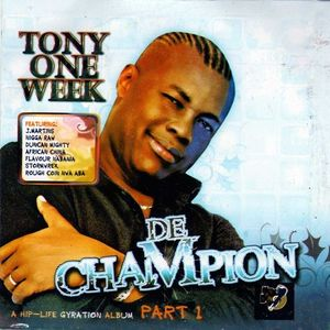 De Champion by Tony One Week